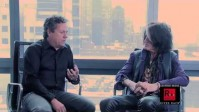 Joe Perry and Scott Lowe, PhD, Geoffrey Beene's Rock Stars of Science™ 2012