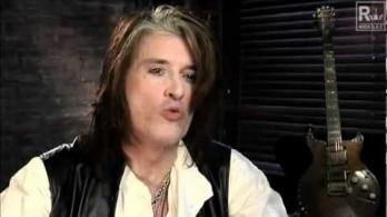 Joe Perry Talks About Forming Aerosmith