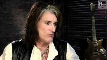 Joe Perry on Rock S.O.S. and the Connection Between Music & Science